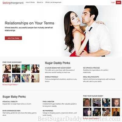 from Jaime seeking arrangements dating website